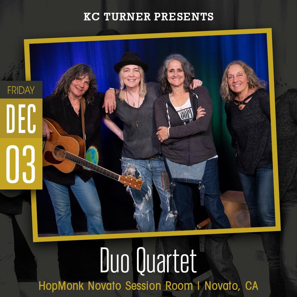 Duo Quartet: