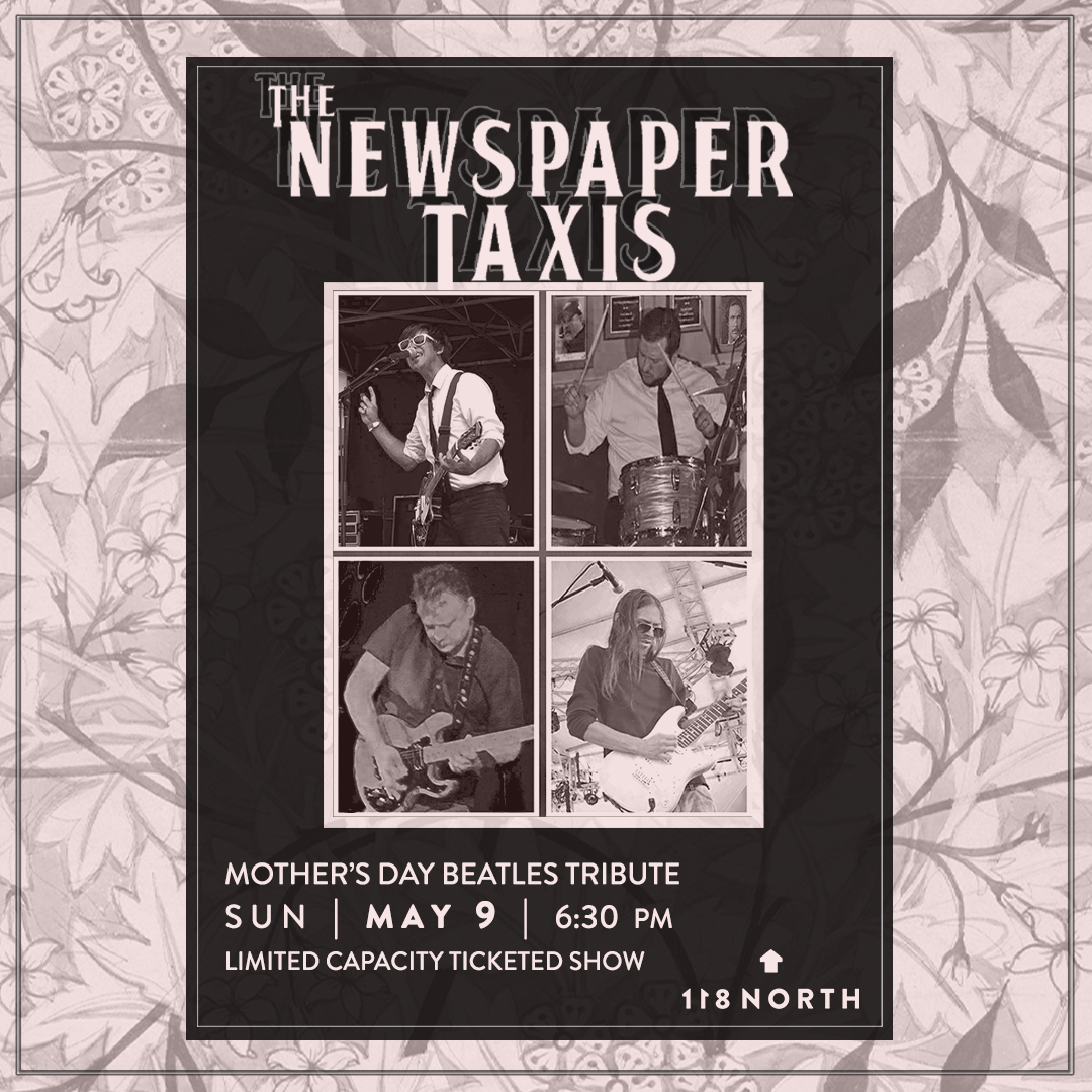 The Newspaper Taxis (Beatles tribute): Main Image