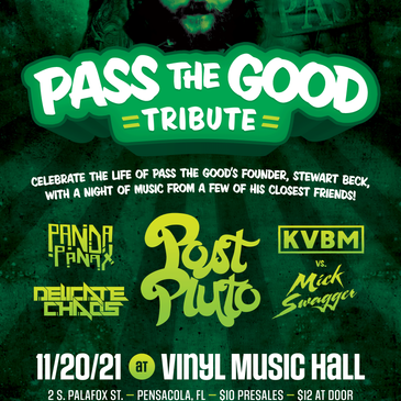The Pass The Good Tribute Celebration-img