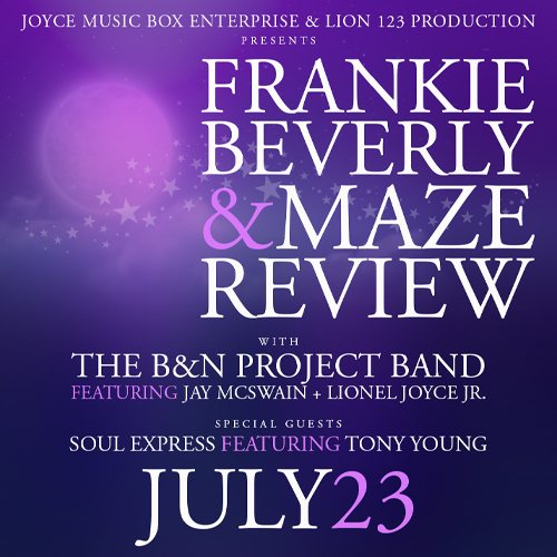 Frankie Beverly & Maze Review: Main Image