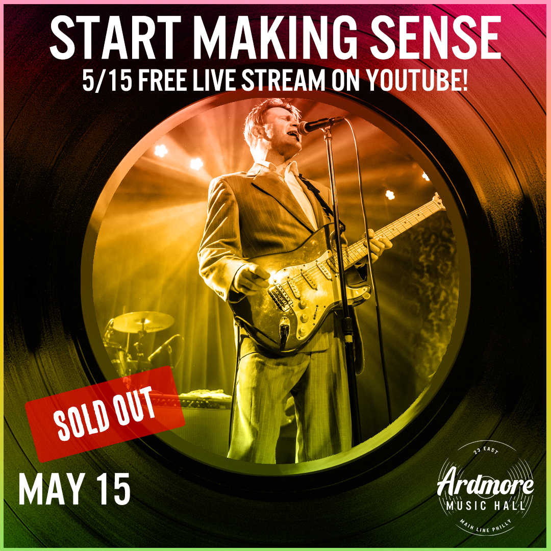 *SOLD OUT * Start Making Sense: Talking Heads tribute: Main Image