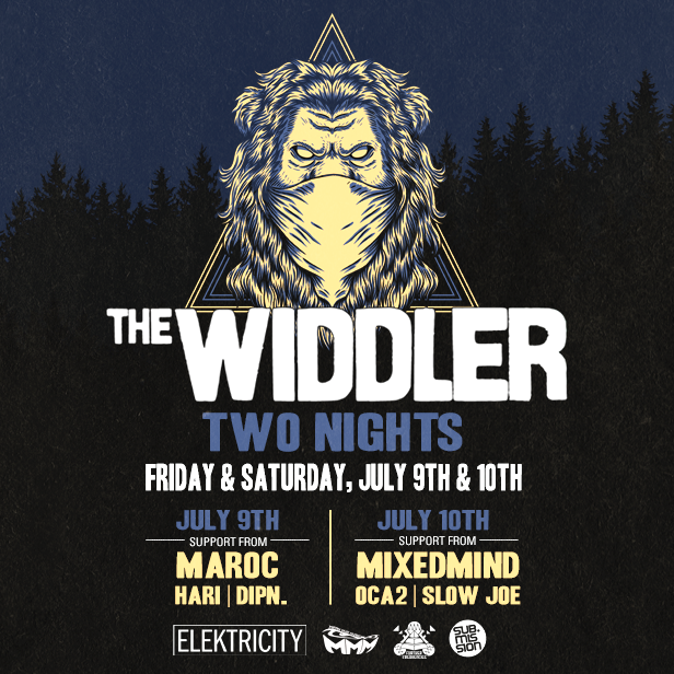 THE WIDDLER: PATIO PARTY (NIGHT 2): Main Image