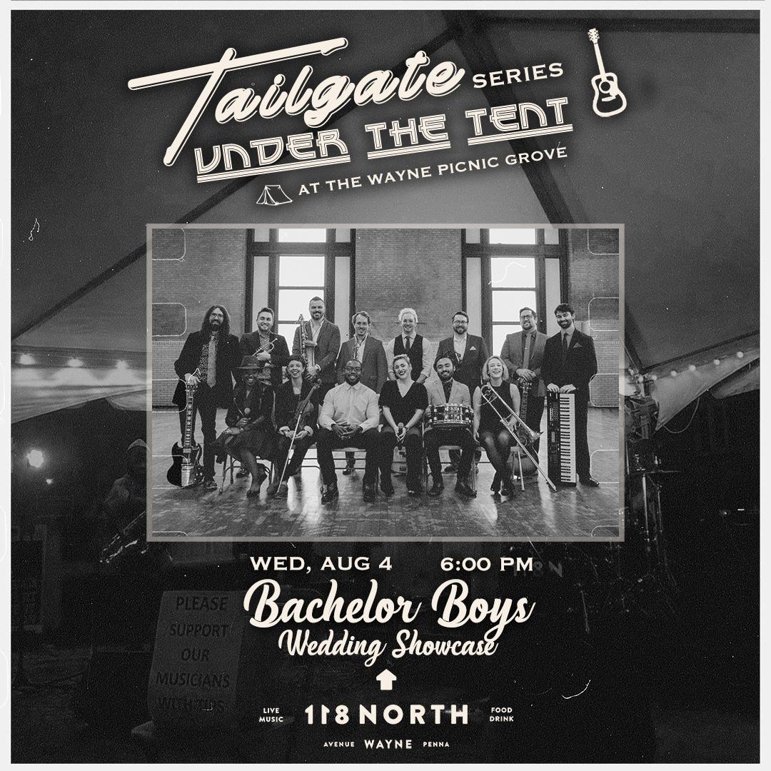 The Bachelor Boys: Wedding Band Showcase: Main Image