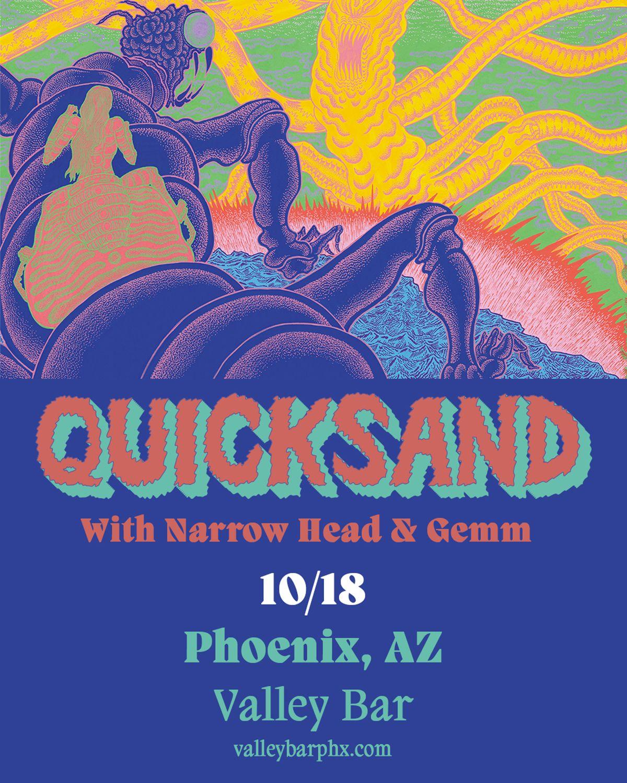 Quicksand: