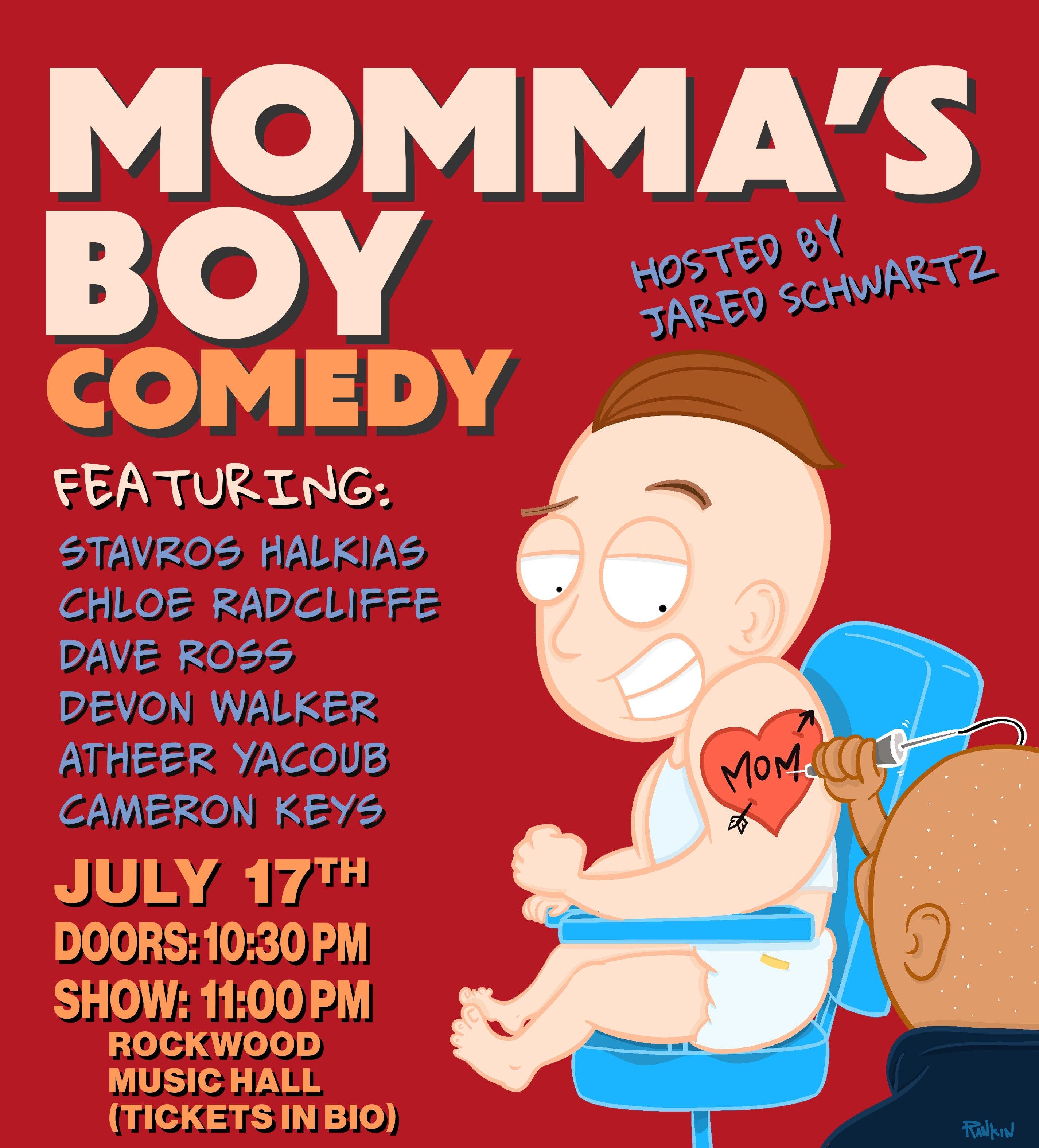 Momma's Boy Comedy: