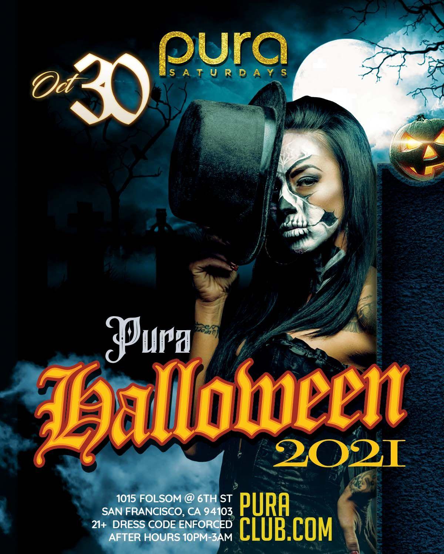 PURA HALLOWEEN: