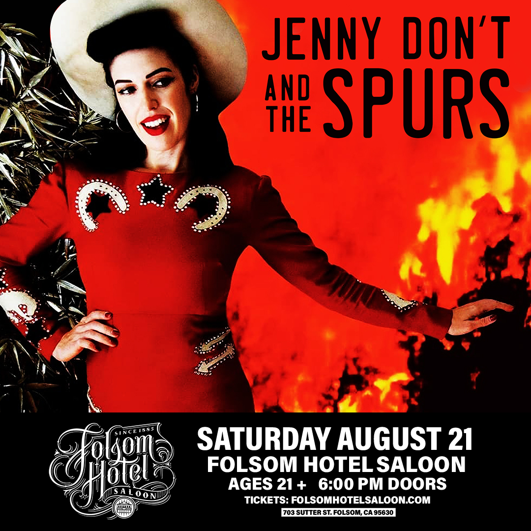 Jenny Don't and the Spurs: