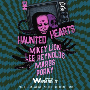 Desert Hearts: Mikey Lion, Lee Reynolds, Marbs & Porky-img