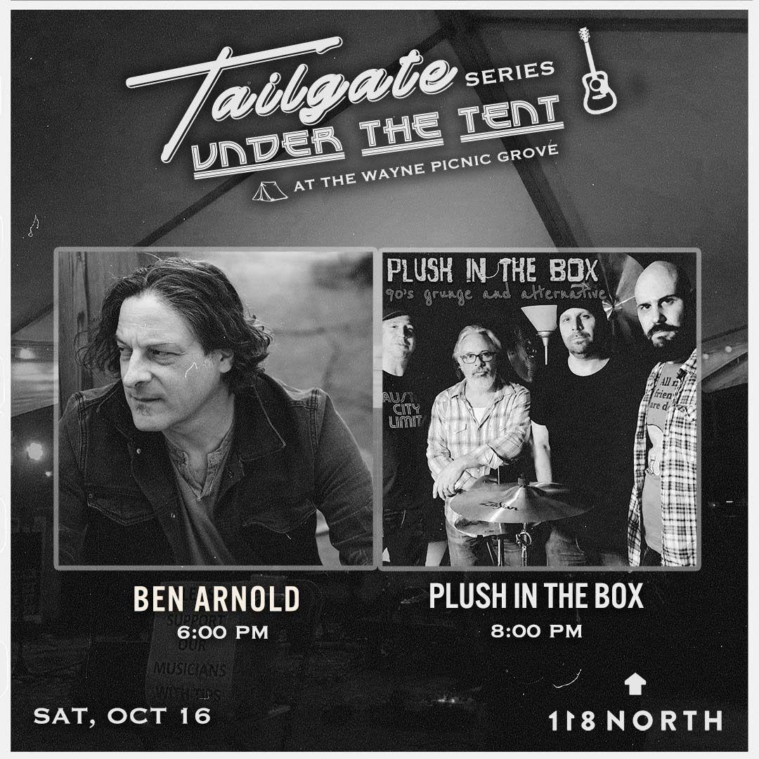 Plush In The Box + Ben Arnold: