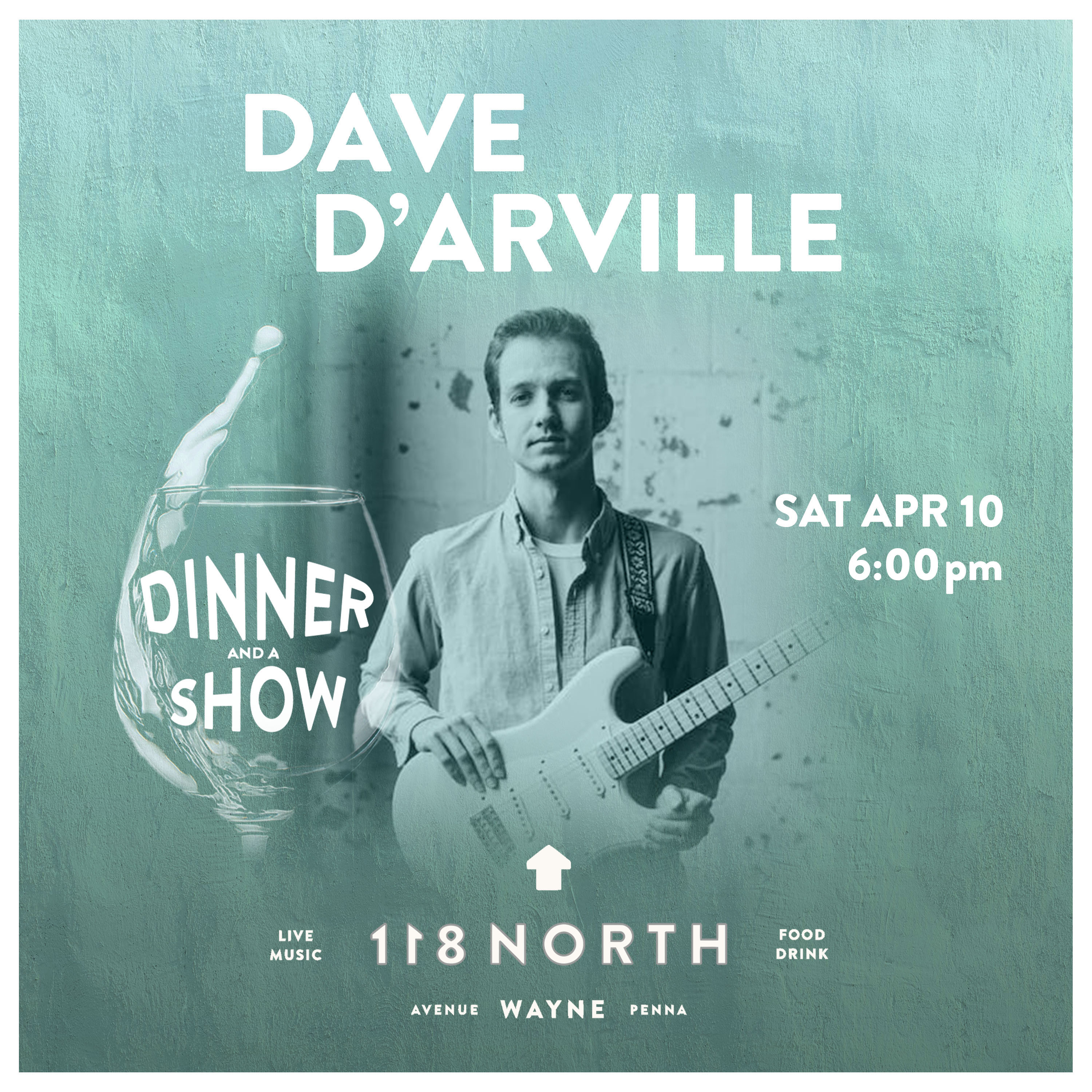 Dave D'Arville: Main Image