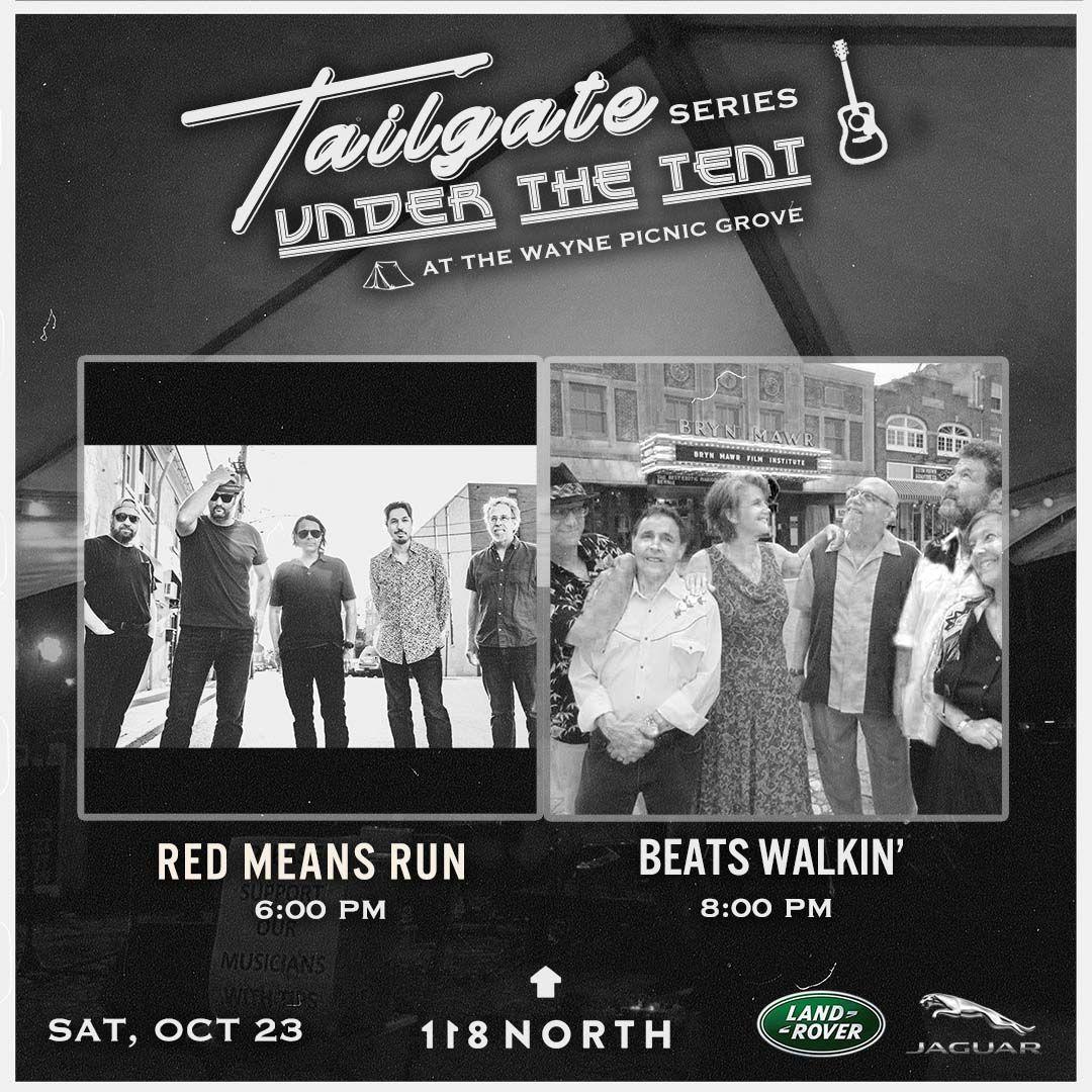 Beats Walkin' + Red Means Run: