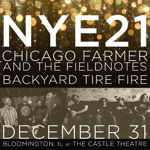 Chicago Farmer and The Fieldnotes, Backyard Tire Fire: