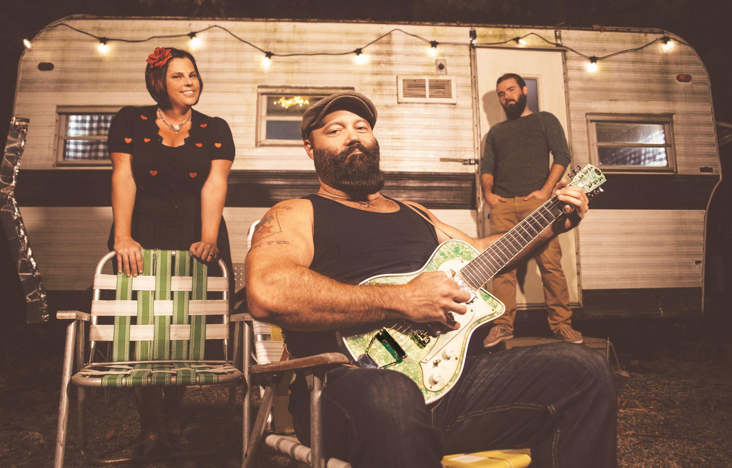 The Reverend Peyton's Big Damn Band: