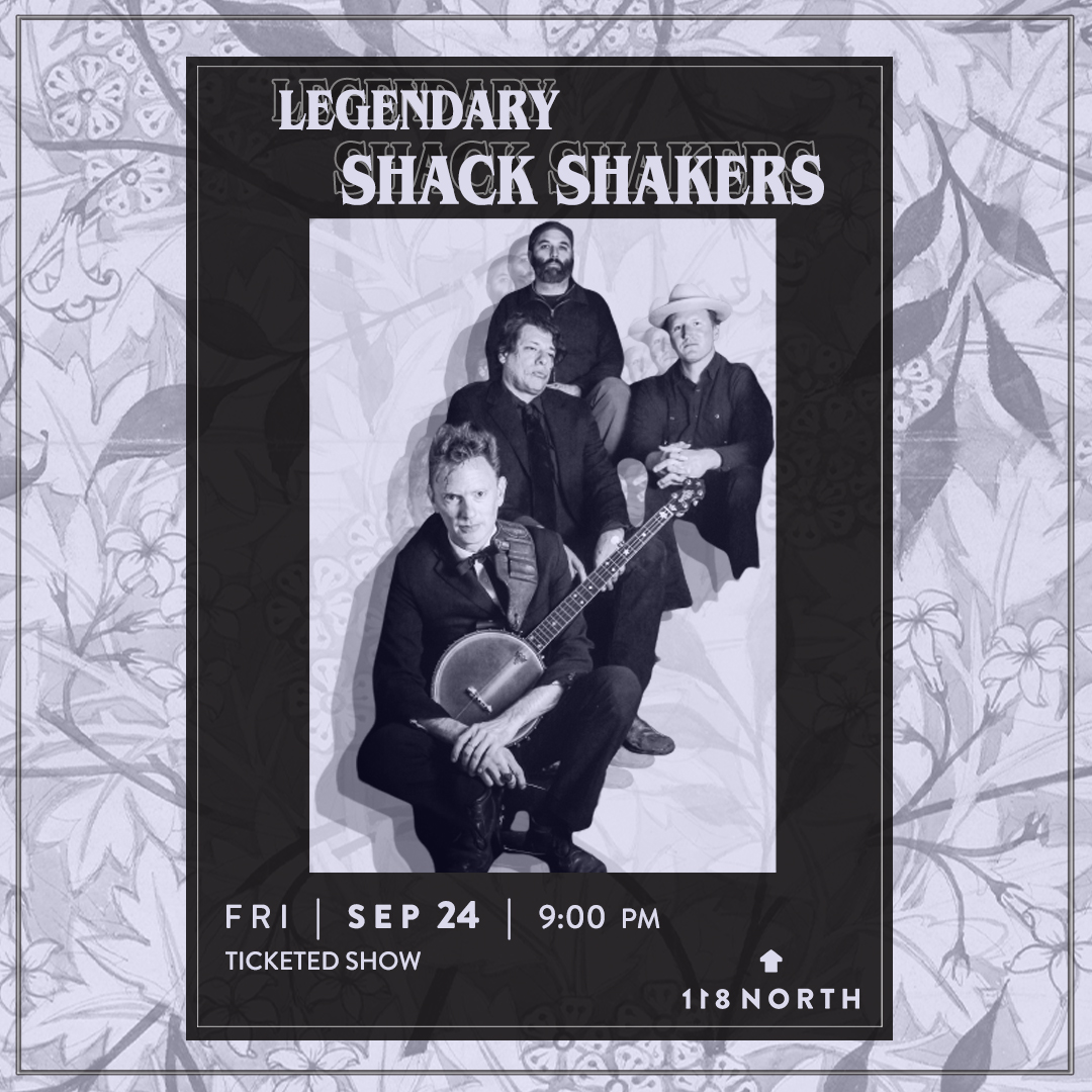 *CANCELED* Legendary Shack Shakers: