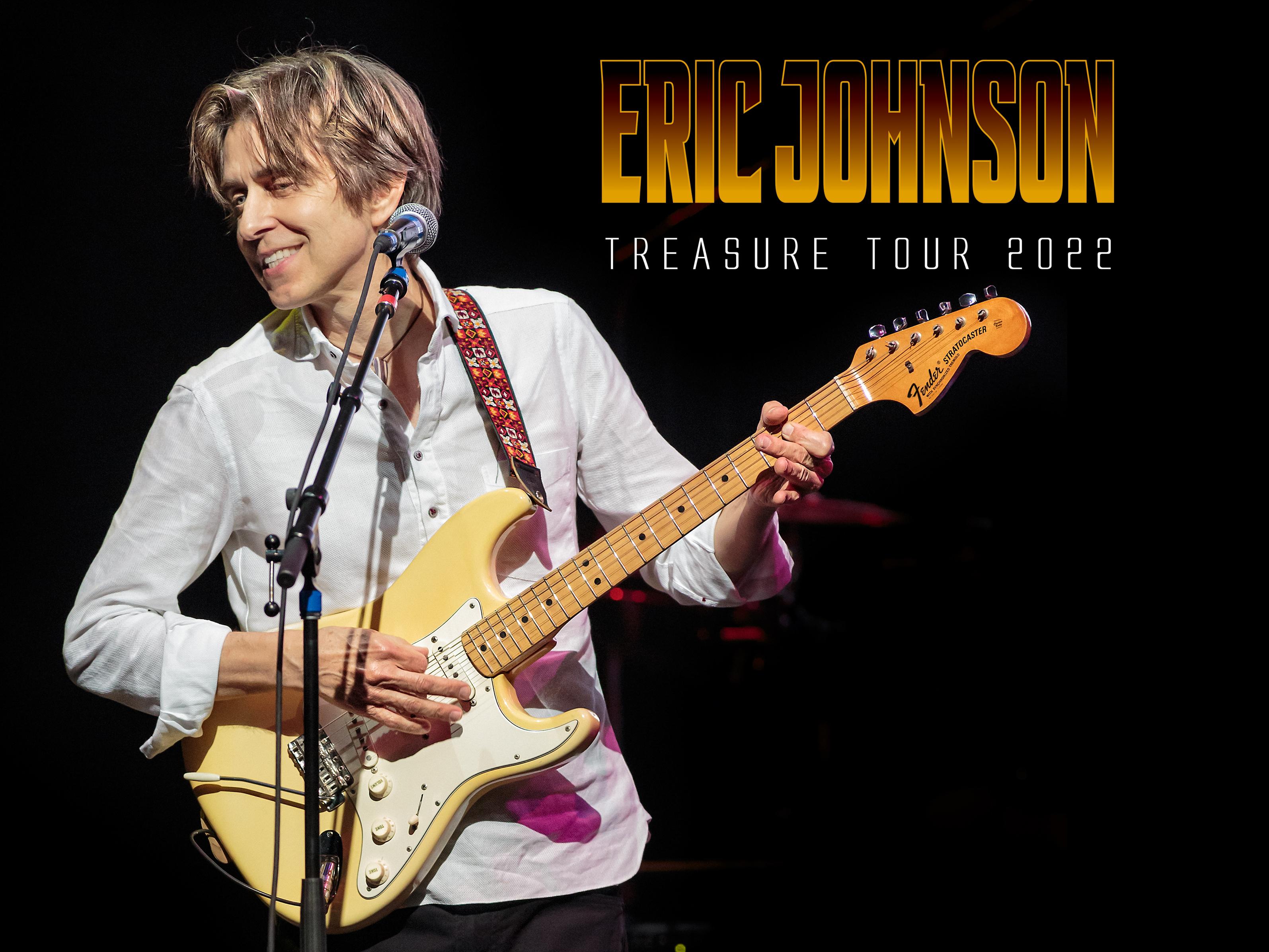 Eric Johnson: