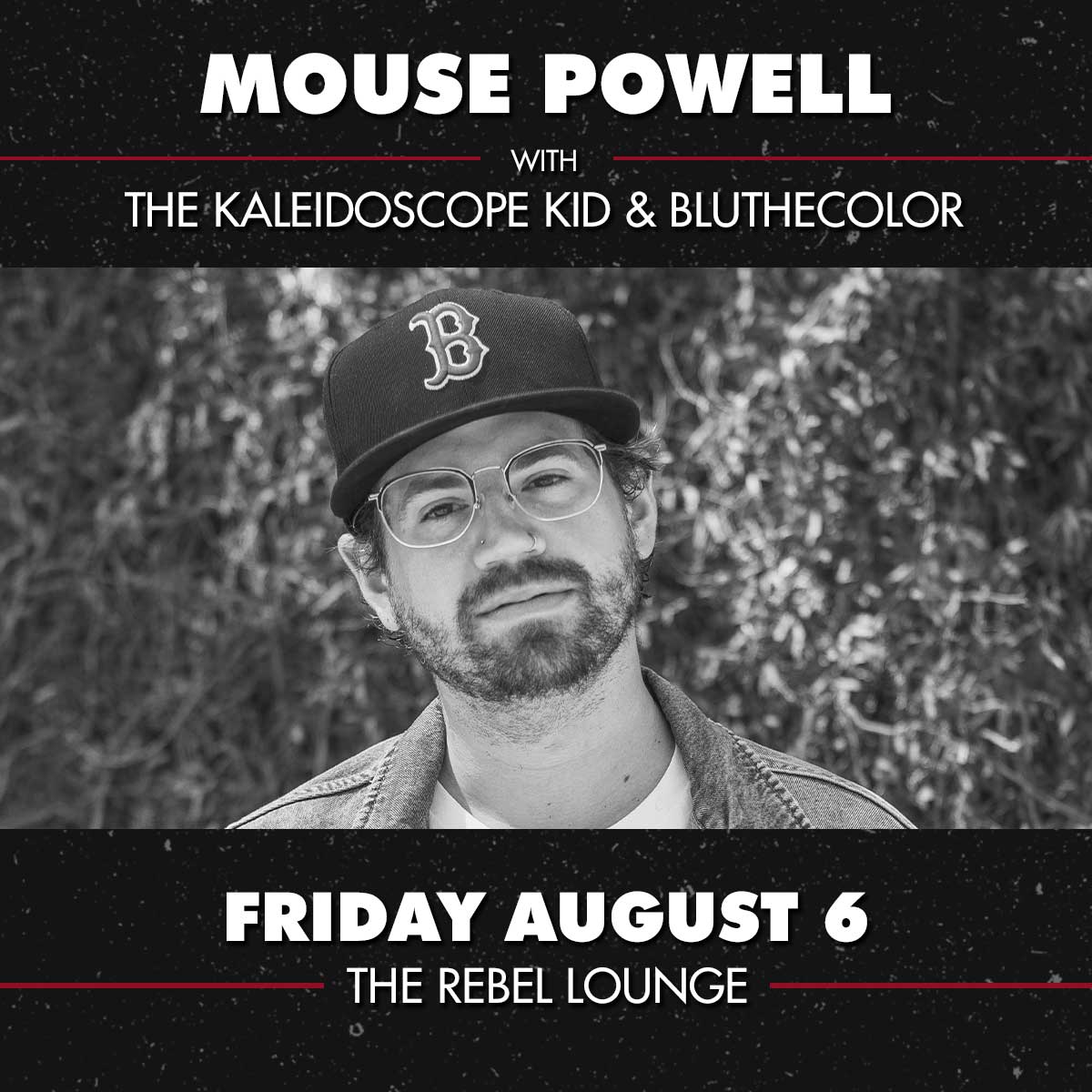 MOUSE POWELL: