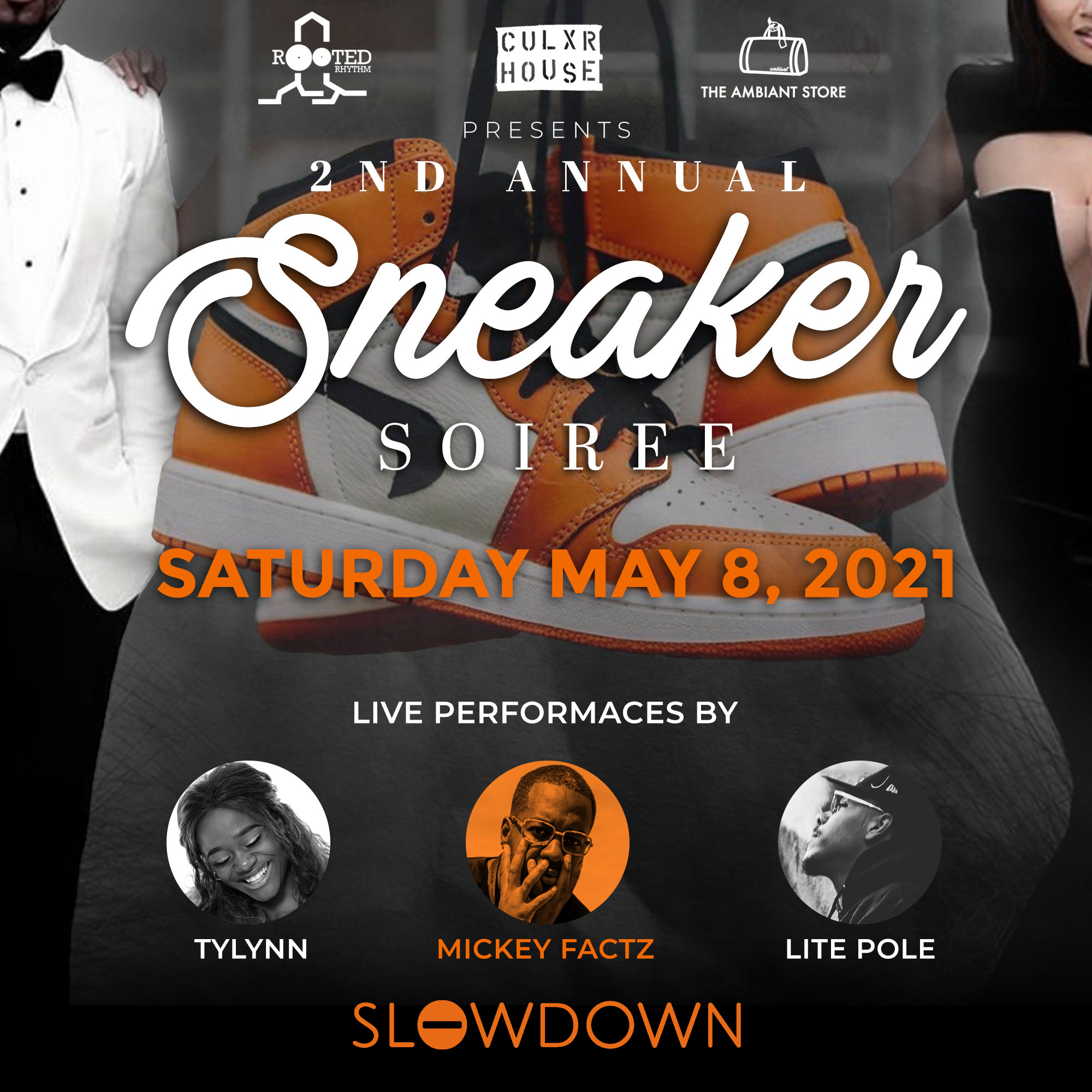2nd Annual Sneaker Soiree: Main Image