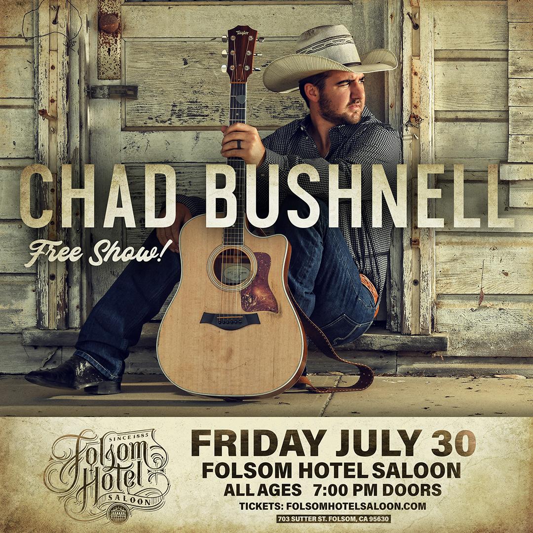 Chad Bushnell: