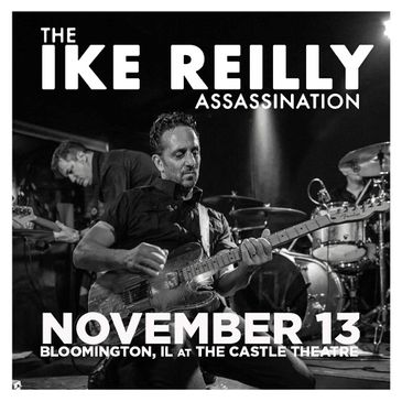 The Ike Reilly Assassination-img