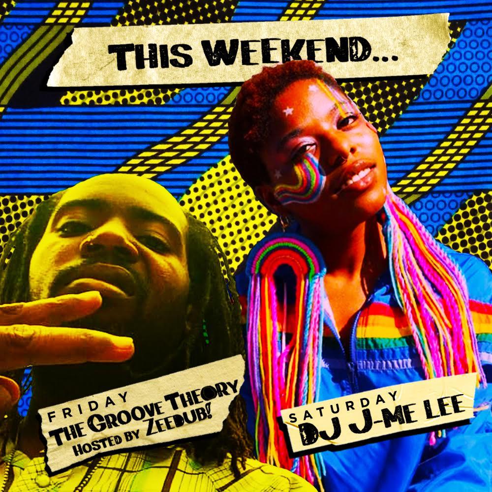 DJ J-ME LEE: Main Image
