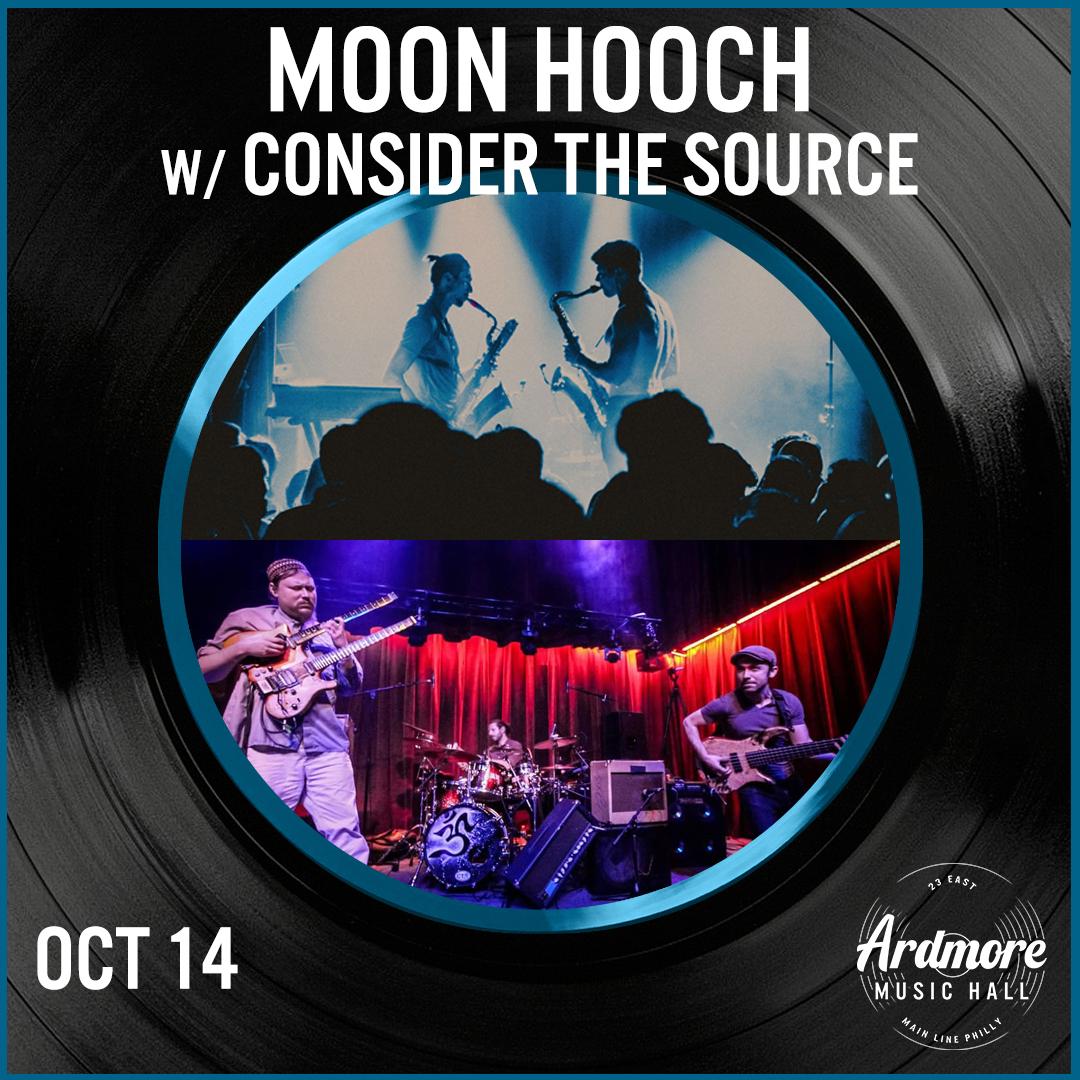 Moon Hooch:
