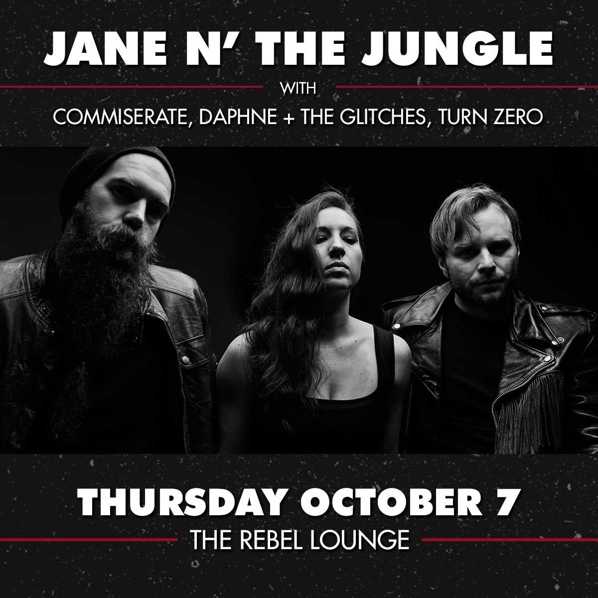 JANE N' THE JUNGLE: