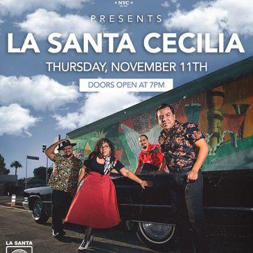 La Santa Cecilia-img