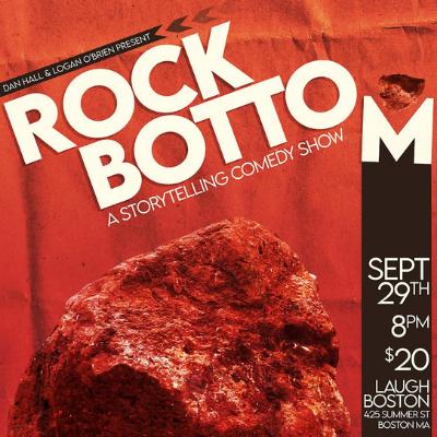 Rock Bottom - 8:00pm: