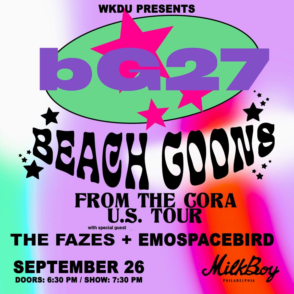 Beach Goons: