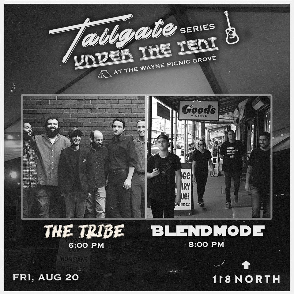 Blendmode (EP Release Party) + The Tribe: