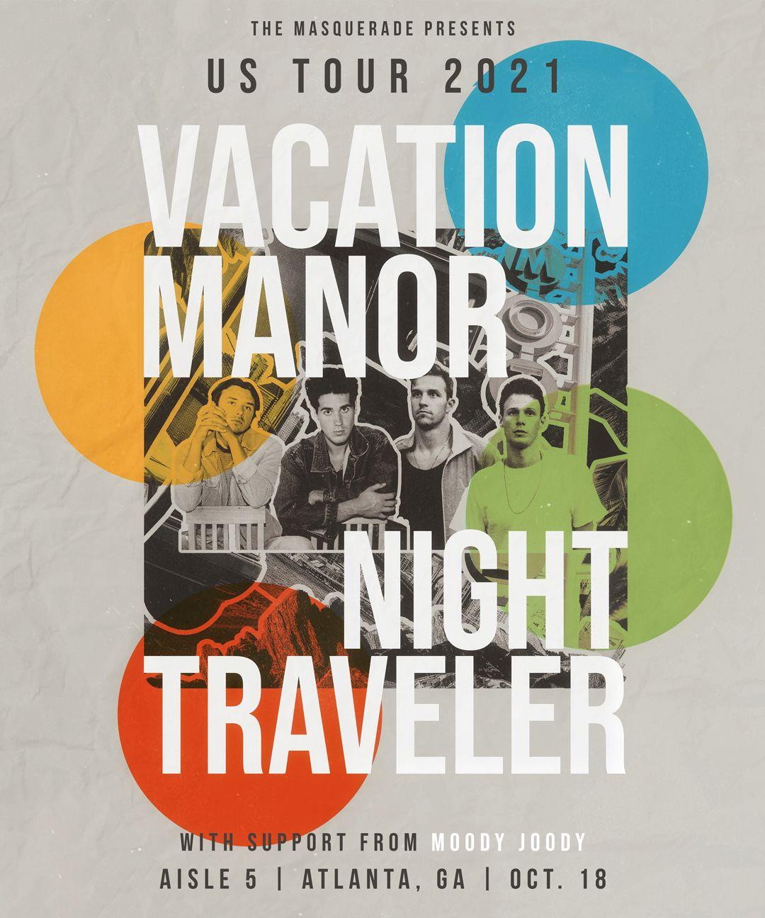 Vacation Manor, Night Traveler