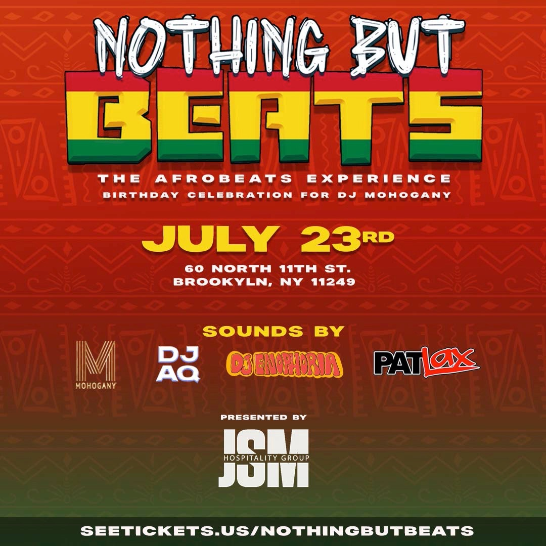 Nothing But Beats: