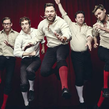 THE IMPROVISED SHAKESPEARE COMPANY (Late Show)-img