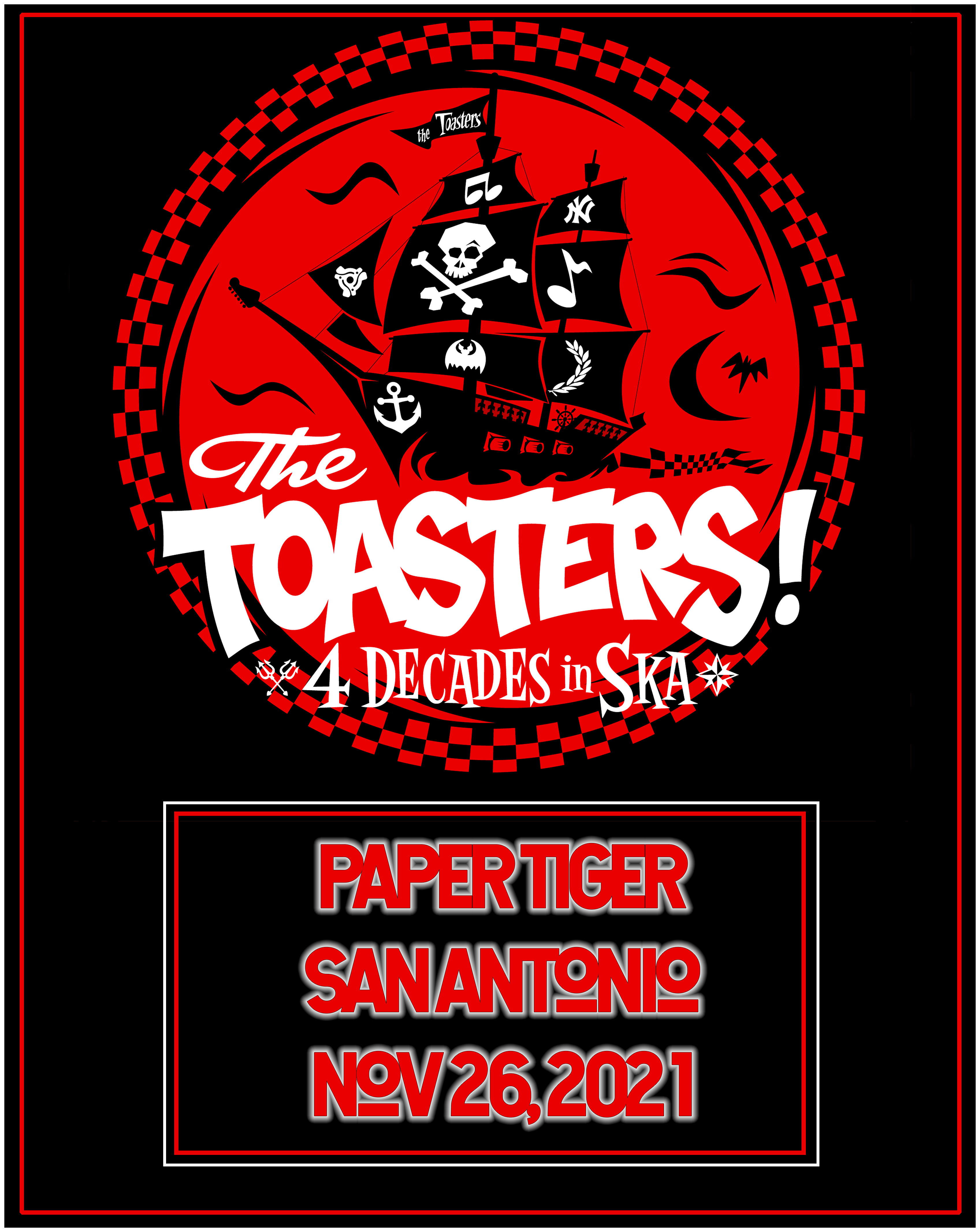 The Toasters: