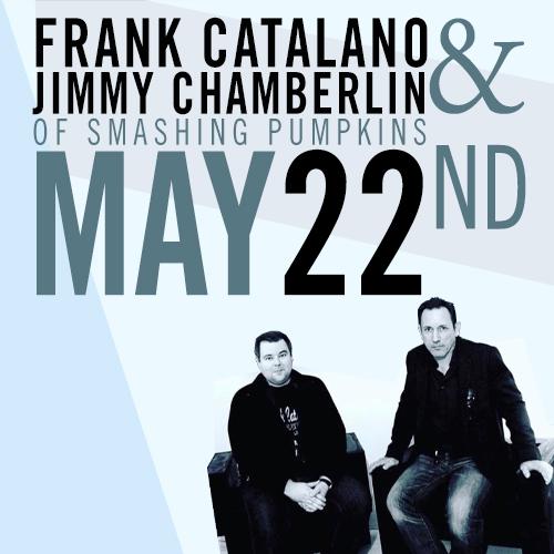 Frank Catalano and Jimmy Chamberlin: Main Image