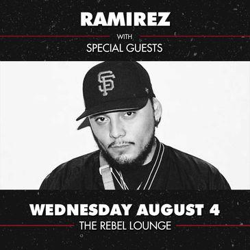 RAMIREZ - LATE SHOW-img