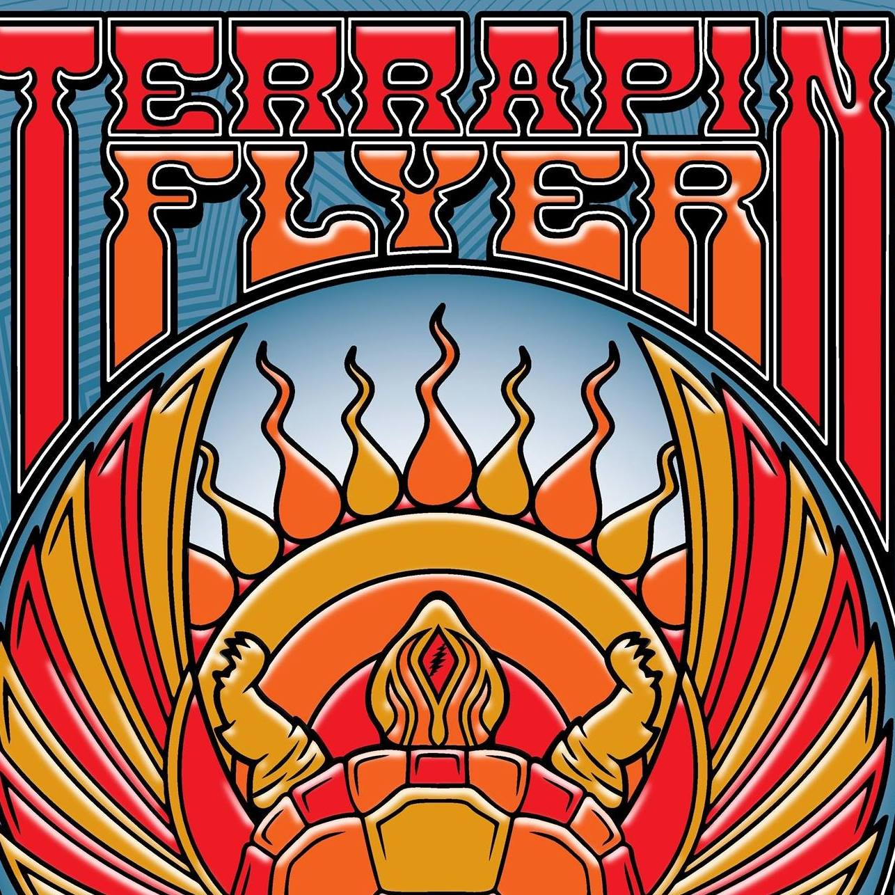 Jerry Garcia Birthday Bash with Terrapin Flyer: Main Image