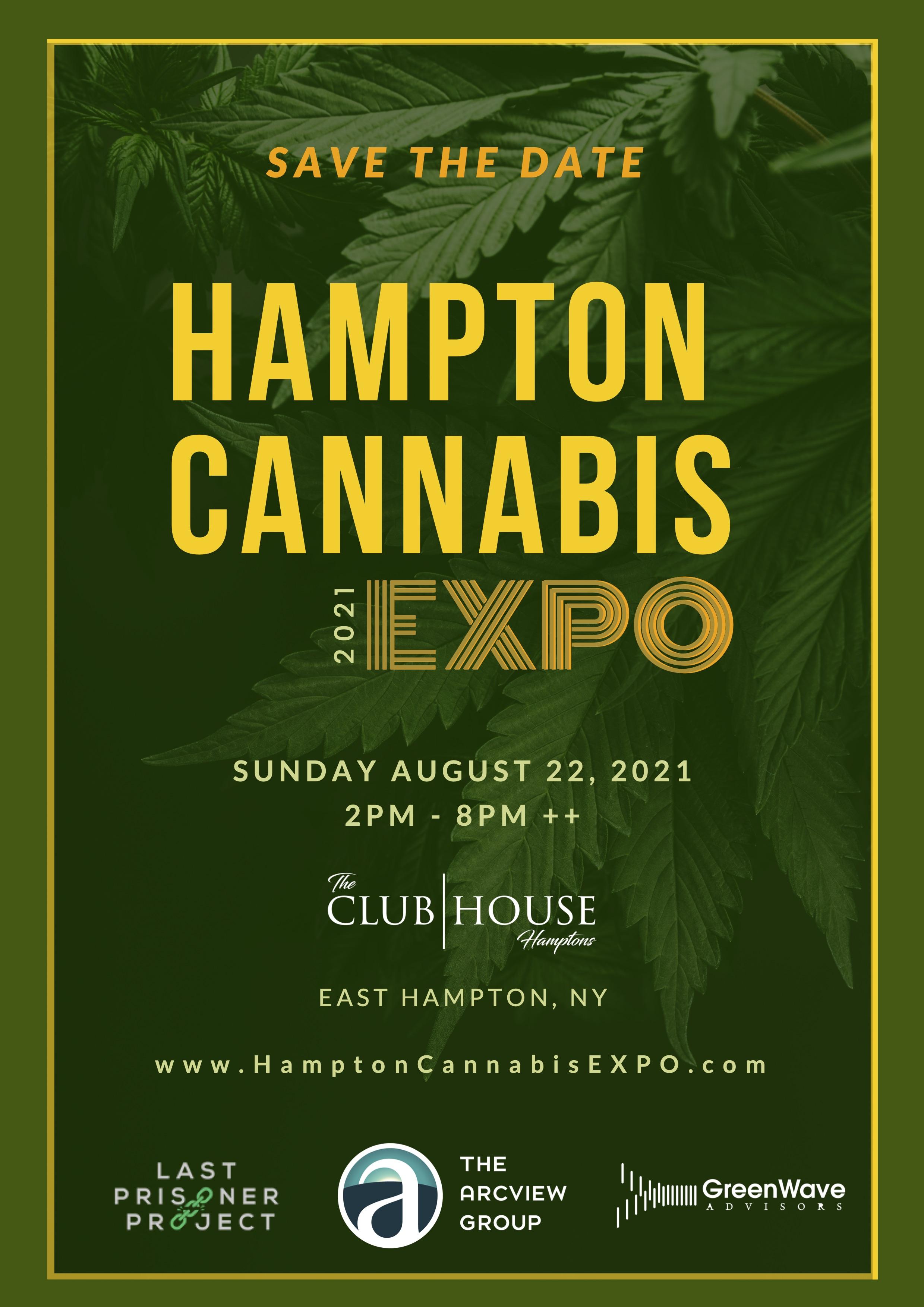 Hamptons Cannabis Expo 2021: Main Image