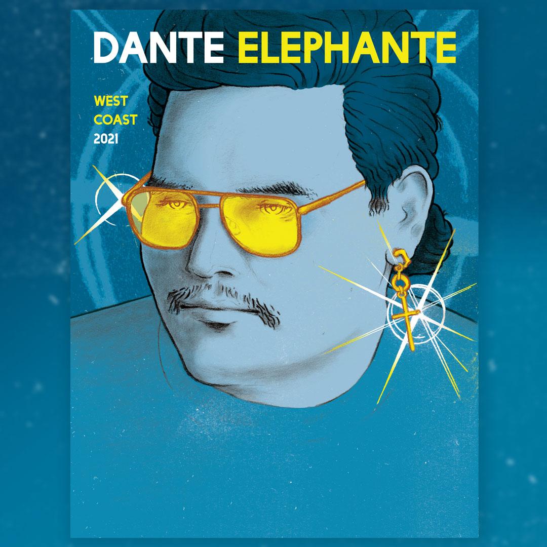 Dante Elephante: Main Image