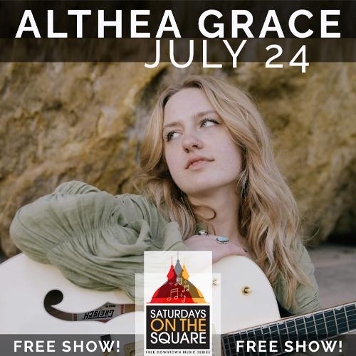 Althea Grace: Main Image