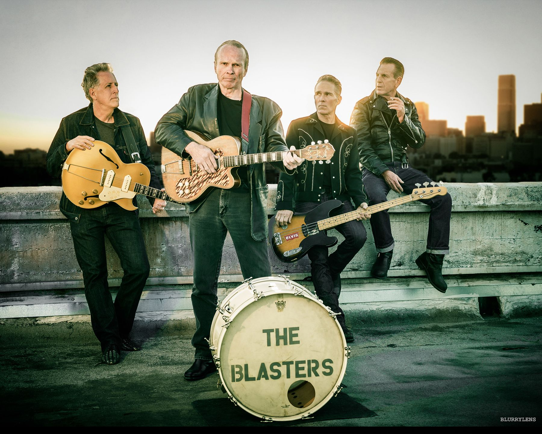 The Blasters: