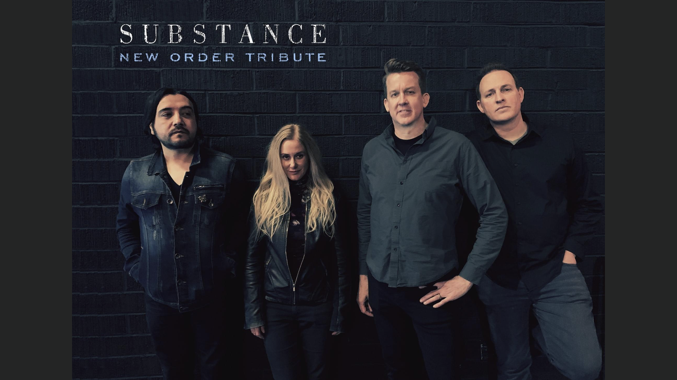 Substance - New Order Tribute: Main Image