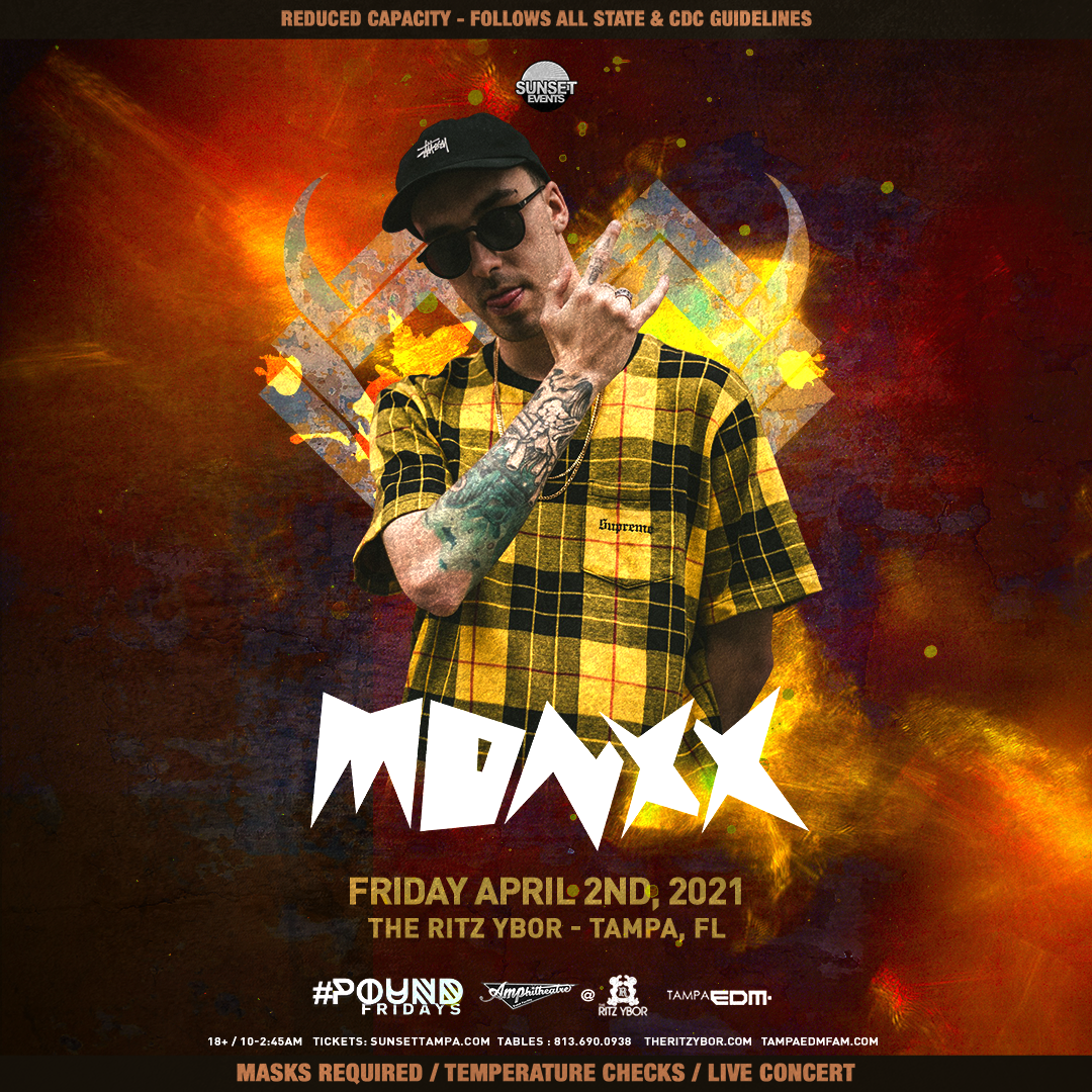 MONXX: Main Image