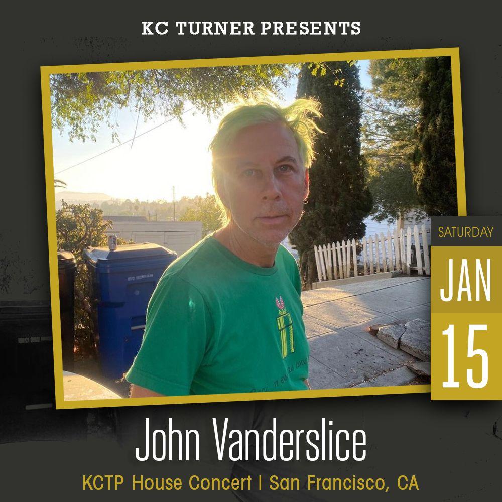 John Vanderslice: