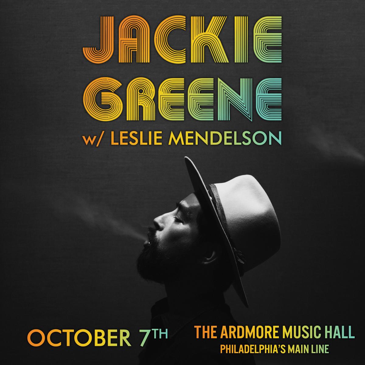 Jackie Greene: Main Image