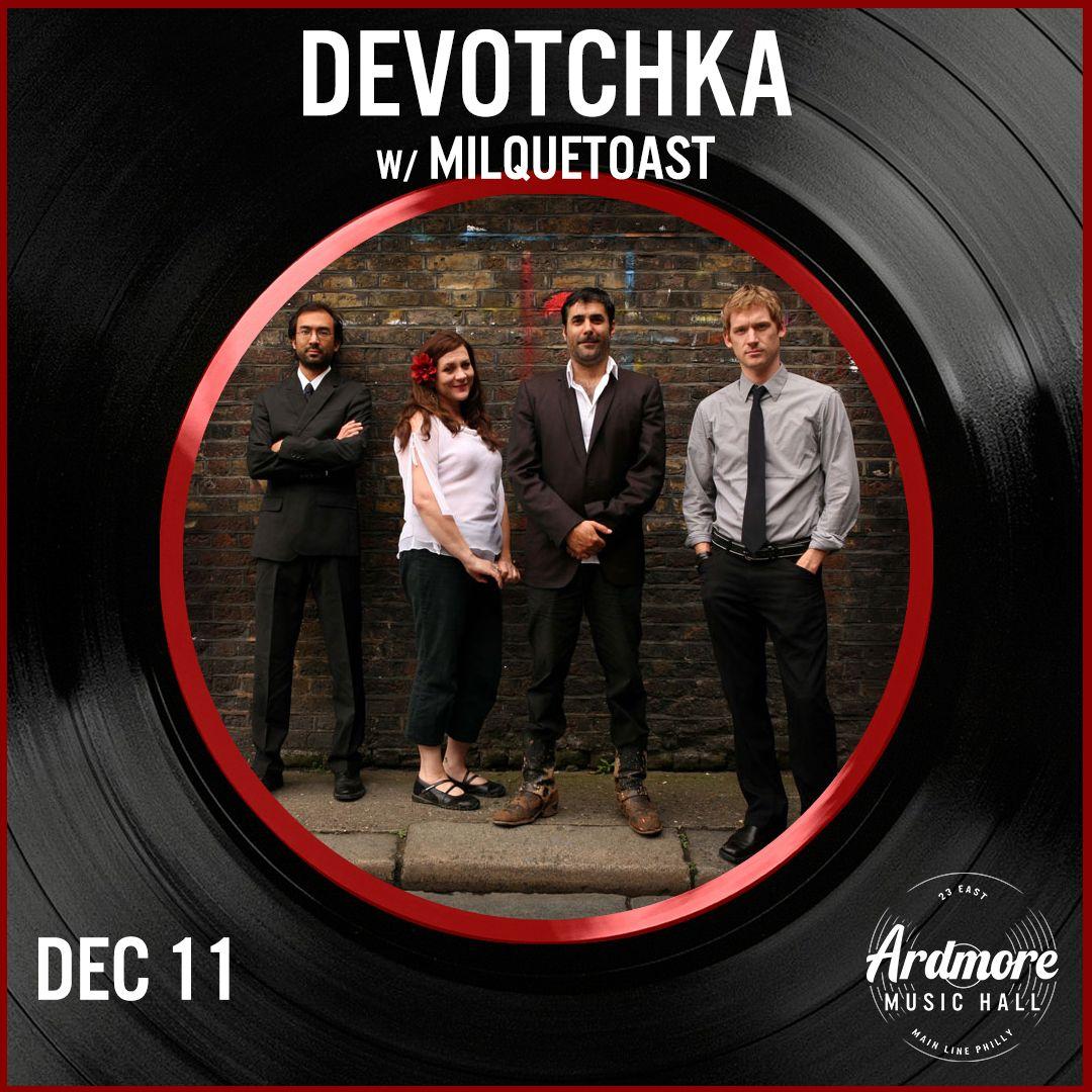 DeVotchKa: