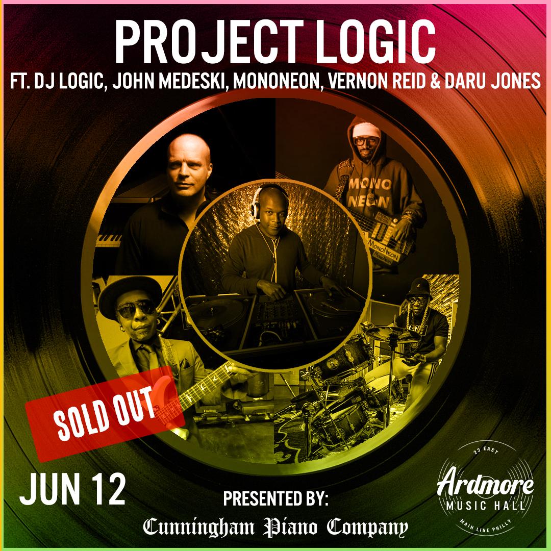 *SOLD OUT* Project Logic: DJ Logic, John Medeski & more: Main Image