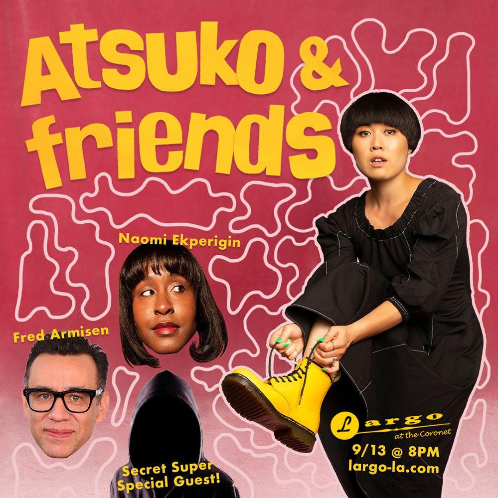Atsuko & Friends: