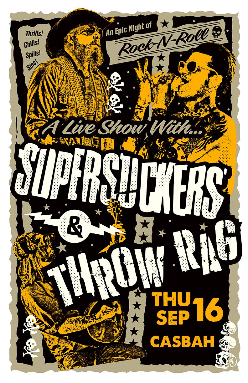 Supersuckers, Throw Rag: