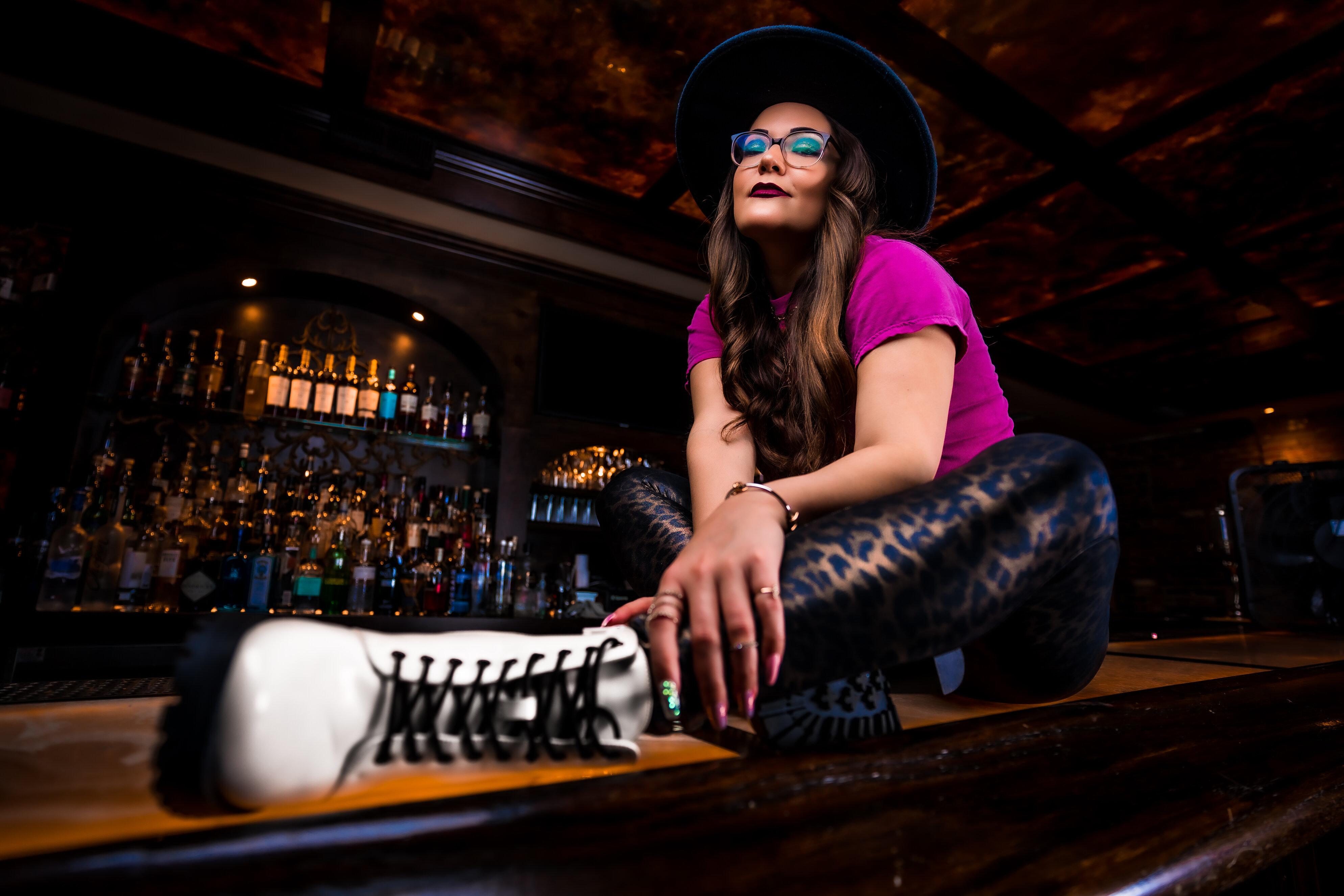 Jenny Teator, Drew Dixon: Main Image